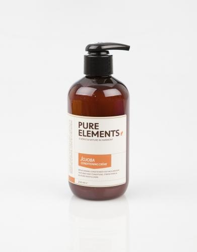 Pure Elements Jojoba Conditioning Creme увлажняющий кондиционер с маслом жожоба