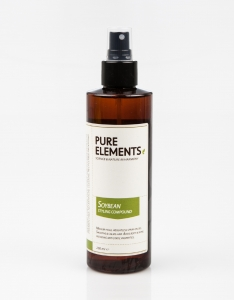Pure Elements Soybean Styling Compound Несмываемый спрей-гель