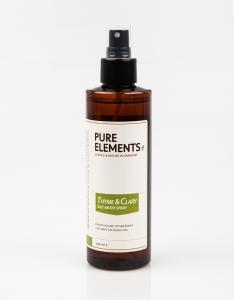 Pure Elements Thyme & Clary Salt Water Спрей с экстрактом тимьяна и шалфея